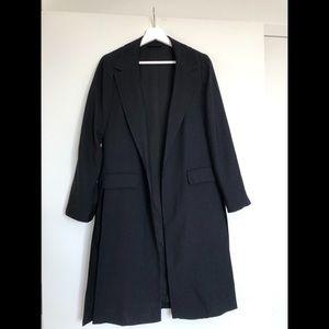 all saints, aleida duster coat